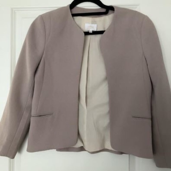 Wilfred Jackets & Blazers - Wilfred Cropped Jacket